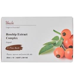 Unichi Rosehip Extract Complex Liquid 30ml X 10