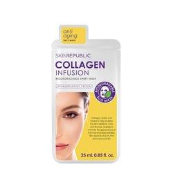 Skin Republic Collagen Infusion Face Mask Sheet