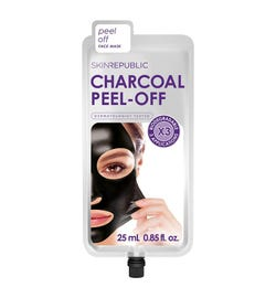 Skin Republic Charcoal Peel - Off Face Mask (3 Applications)