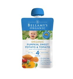 Bellamy's Organic Pumpkin