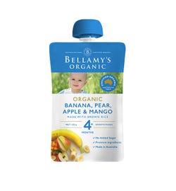 Bellamy's Organic Banana Pear