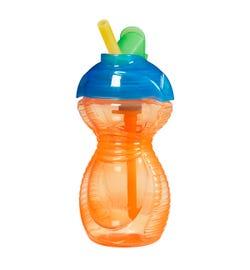 Munchkin Flip Straw Cup (Orange) 266ml