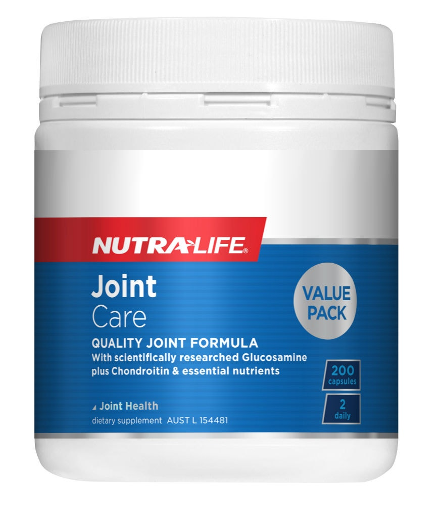 Glucosamine Capsules Chemist Direct Healthy Care Omega 369 200 Caps