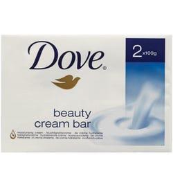 Dove Beauty Bar 100g X 2