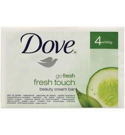 Dove Go Fresh Fresh Touch Beauty Cream Bar 4 X 100g