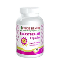 Cabot Health Breast Health Cap X 60