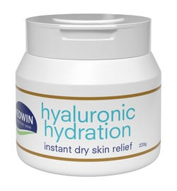 Redwin Hyaluronic Hydration Instant Dry Skin Relief 220g