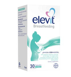 Elevit Breastfeeding Cap X 30