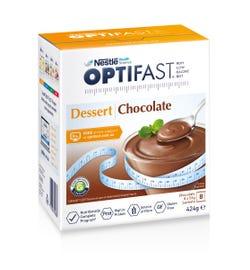 Optifast Dessert Chocolate Mousse 53g X 8