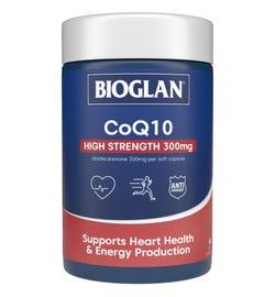 Bioglan CoQ10 High Strength 300mg Cap X 60
