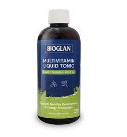 Bioglan Multivitamin Liquid Tonic 250ml