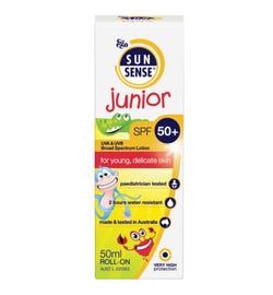 Ego Sunsense Junior SPF 50+ 50ml