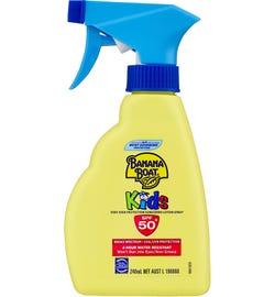 Banana Boat Kids Trigger Spray SPF 50+ 240ml