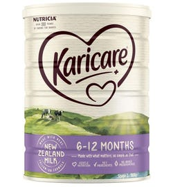 Karicare Plus 2 Follow-On Formula (From 6 Months) 900g