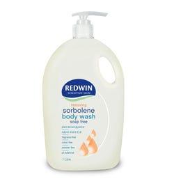 Redwin Restoring Sorbolene Body Wash 1 Litre