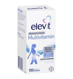 Elevit Women's Multi Tab X 100