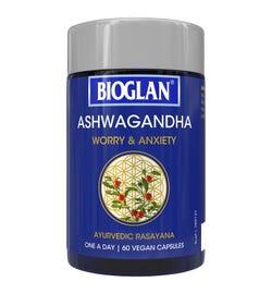 Bioglan Ashwagandha One-A-Day Caps x 60