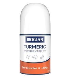Bioglan Turmeric Massage Oil Roll-On 100ml