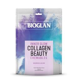 Bioglan Inner Glow Collagen Beauty Chewable Buttons X 60