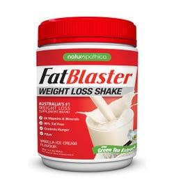 FatBlaster Weight Loss Shake Vanilla Ice Cream 430g (13 meals)