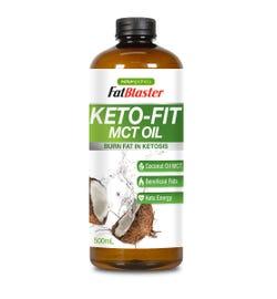 FatBlaster Keto-Fit MCT Oil 500ml