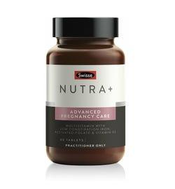 Swisse Nutra+ Advanced Pregnancy Care Tab X 60