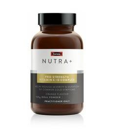 Swisse Nutra+ Pro Strength Vitamin C + D Complex Powder 125g