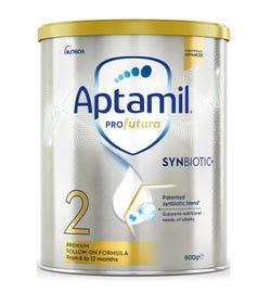 Aptamil Profutura SynBiotic+ 2 Follow-On Formula (6 - 12 Months) 900g