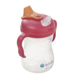 B.Box Spout Cup - Raspberry