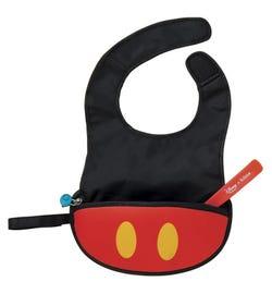 B.Box Travel Bib - Disney Mickey