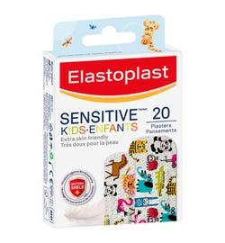 Elastoplast Sensitive Kids Plasters X 20