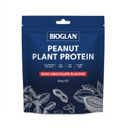 Bioglan Peanut Plant Protein Chocolate 300g