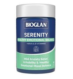 Bioglan Serenity Cap X 40