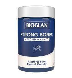 Bioglan Strong Bones Tab X 90