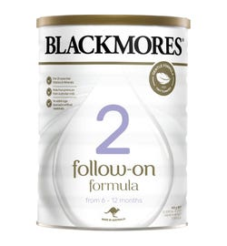 Blackmores Follow-on Formula Stage Two (6-12 Months) 900g