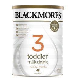 Blackmores Toddler Milk Drink Stage Three (12+ Months) 900g