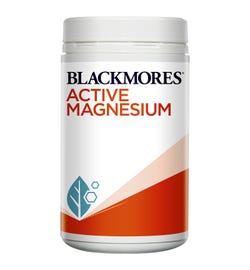 Blackmores Active Magnesium Powder 400g