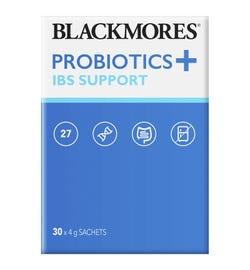 Blackmores Probiotics + IBS Support Sachets 4g X 30