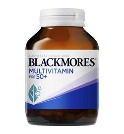 Blackmores Multivitamin for 50+ Cap X 90