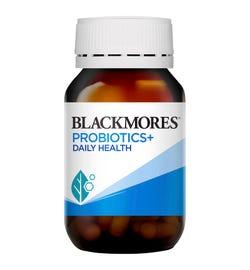 Blackmores Probiotics + Daily Health Cap X 30