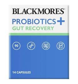 Blackmores Probiotics+ Gut Recovery Cap X 14