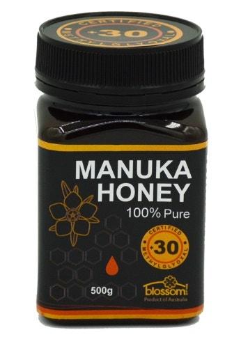 blossom health manuka honey 30 mgo active 5 500g ebay