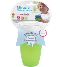 FREE Munchkin Miracle 360 Cup 296ml
