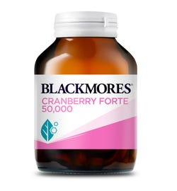 Blackmores Cranberry Forte 50,000 Cap X 90