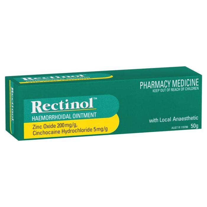 Rectinol Haemorroid Ointment