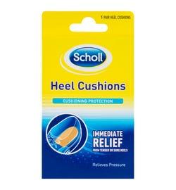 Scholl Heel Cushion Shoe Insert X 1 Pair