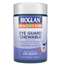 Bioglan Kids Eye Guard Chewable Tab X 50