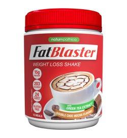 FatBlaster Weight Loss Shake Double Choc Mocha 430g (13 meals)