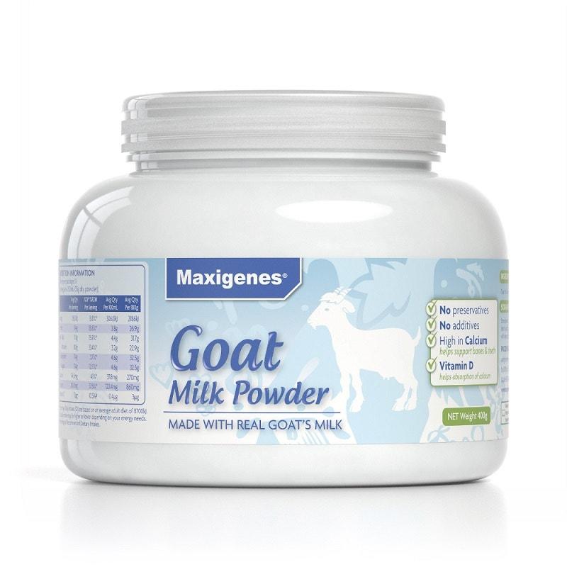 Maxigenes Goat Milk Powder 400g