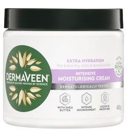 DermaVeen Intensive Extra Hydration Moisturising Cream 450g